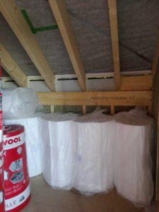 Matten für die Fußbodenheizung